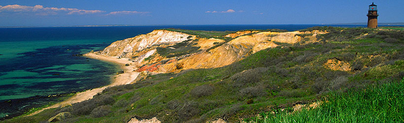 Aquinah Cliffs, Martha's Vineyard