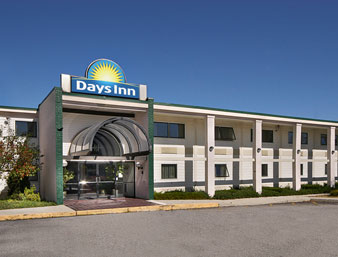 Days Inn - Worcester Shrewsbury